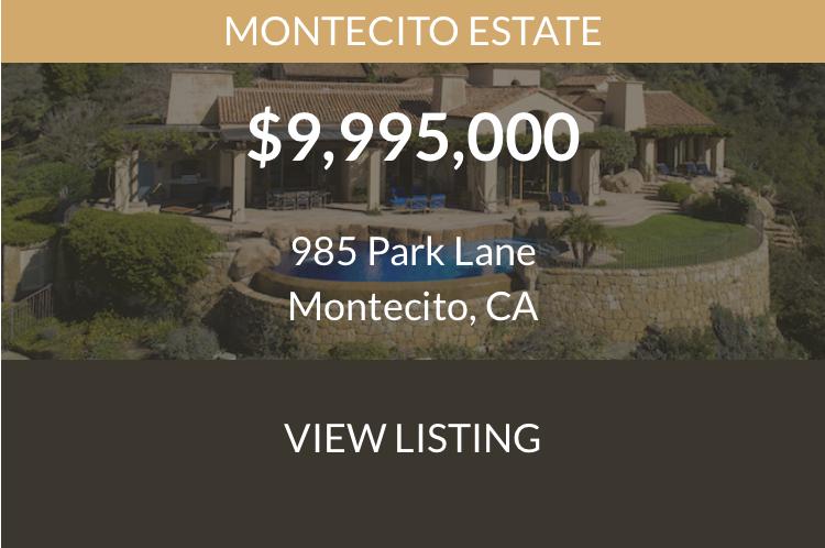 985 Park Lane in Montecito
